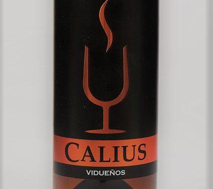 Nuevo Calius Vidueños, un vino de selección