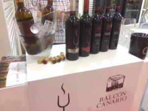 Bodegas CHP en la Ferian Nacional de Vinos FENAVIN