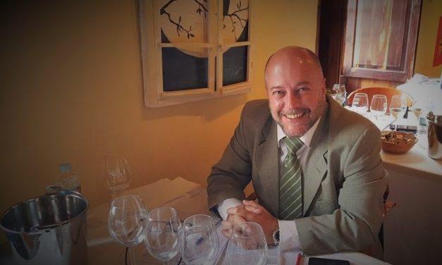 Damos la bienvenida a nuestro nuevo enólogo Ricardo Gutiérrez de Salamanca